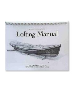 Mystic Seaport Boatshop Lofting Manual