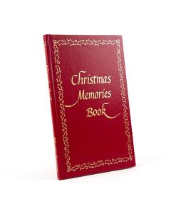 Christmas Memories Book
