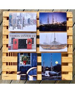 Mystic Seaport Museum Holiday Cards