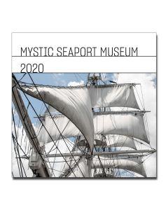 2020 Mystic Seaport Museum Wall Calendar