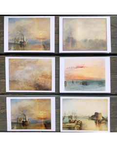 J.M.W Turner Note Cards