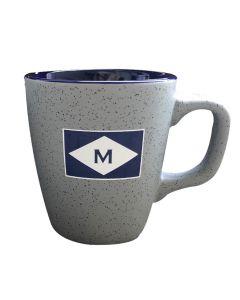 ''M' Burgee Mug