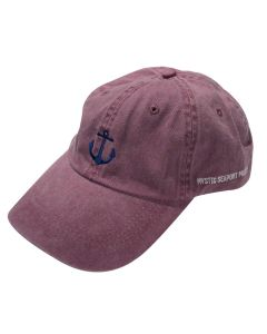 Embroidered Anchor Hat