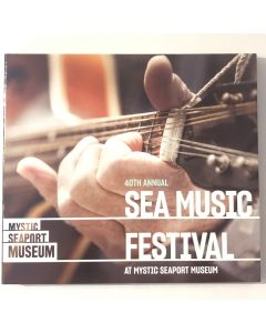 CD | 40TH ANNUAL SEA MUSIC FESTIVAL