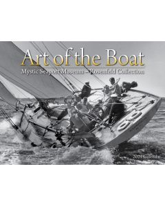 2021 Art of the Boat Calendar | Mystic Seaport Museum Rosenfeld Collection