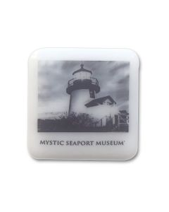 Mystic Seaport Museum Lighthouse Magnet