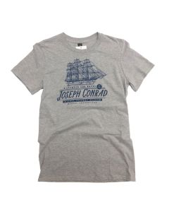 Learn the Ropes Joseph Conrad Tee