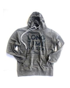 Adult ''Long Time No Sea'' Hoodie
