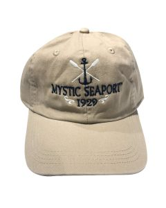 Oars and Anchor Hat