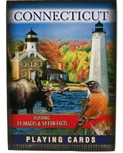 Connecticut Playing Cards