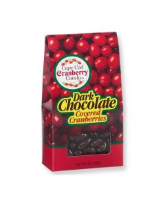 Dark Chocolate Covered Cranberries
