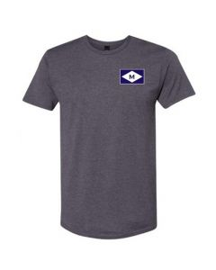 Mystic Burgee M T-Shirt Logo