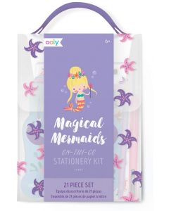 Magical Mermaid On-The-Go Stationary Kit