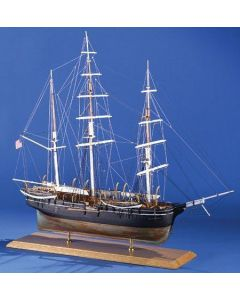 Charles W. Morgan Ship Model Kit