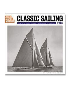 2020 Classic Sailing Mystic Seaport Museum Wall Calendar