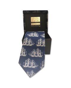 Charles W. Morgan Tie