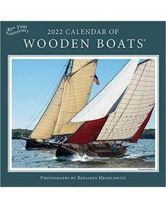 2022 Calendar of Wooden Boats