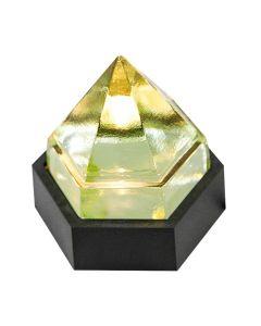 Deck Prism Lighted Base