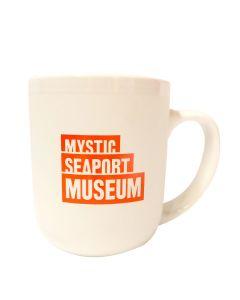 Mystic Seaport Museum Diner Mug