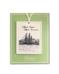 Mystic Seaport Ornament